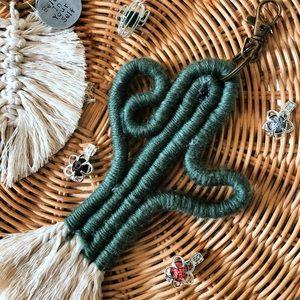 Accessories - Handmade cactus keychains